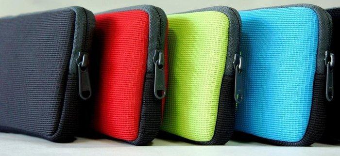 la essence LE-106SP(5~6 吋手機包) iphone 8plus.7Splus特殊耐磨布.防震可水洗
