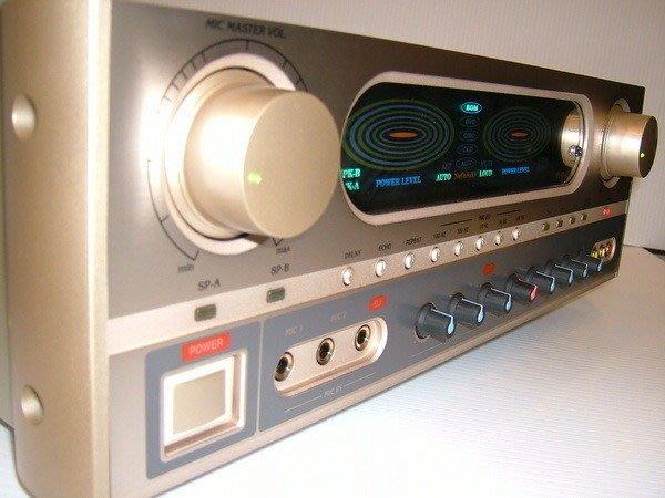 卡拉OK擴大機長崎NAGASAKI迴音效果一級棒300瓦大功率營業用.家用都好買就送麥克風推薦淡水音響店找新莊音響店家