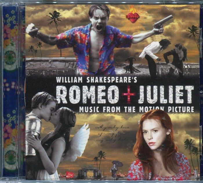【塵封音樂盒】羅密歐與茱麗葉 Romeo + Juliet 電影原聲帶