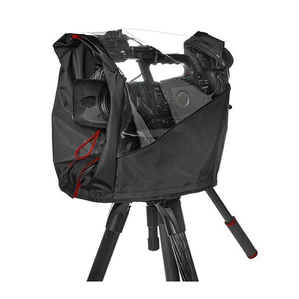 Manfrotto 曼富圖 CRC15 Video Raincover 攝影機雨衣 (MB PL CRC 15) 公司貨