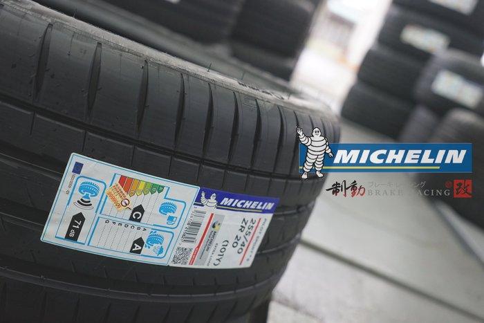 米其林 MICHELIN PILOT SPORT 4S PS4-S 街跑胎 255-40-20各規格歡迎詢問 / 制動改