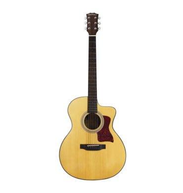【金聲樂器】Woodtone - GA110C (附原廠琴袋)