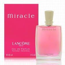 Lancome Miracle 蘭蔻真愛奇蹟女性淡香精 30ML【小7美妝】