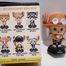 7 11 One Piece Chopper World 海賊王 ACE CHOPPER 艾斯索柏 一款