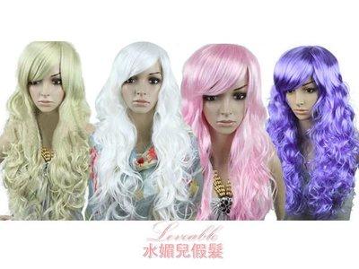 水媚兒假髮 2L22-C  COSPLAY動漫假髮Lolita 現貨或預購