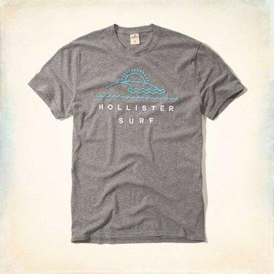 HOLLISTER 短袖T恤 323-243-1699-013 MY-麋鹿嚴選 官網全新正品 AF A&F HCO 海鷗