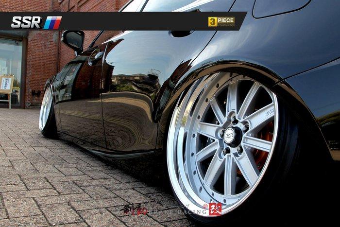 SSR Formula MK-III NEO 精緻鋁圈 BMW/NISSNA/LEXUS/ 歡迎詢問 / 制動改