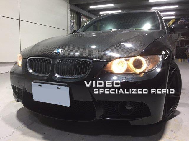 威德汽車精品 BMW E90 E91 E92 E93 前保桿 改M3樣式 空力套件 大包 320 323