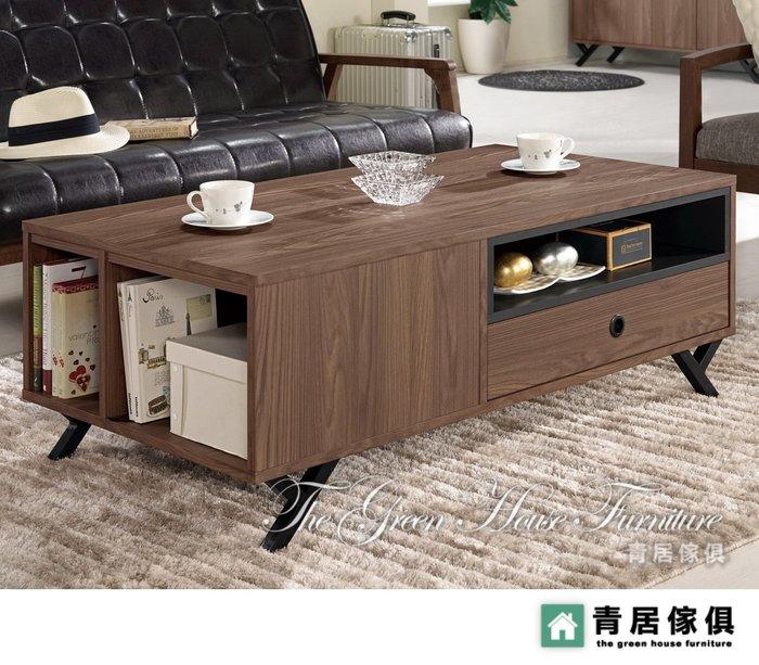 &青居傢俱&MIA-B8261-1 約克4尺多功能大茶几 - 大台北地區滿五千免運費