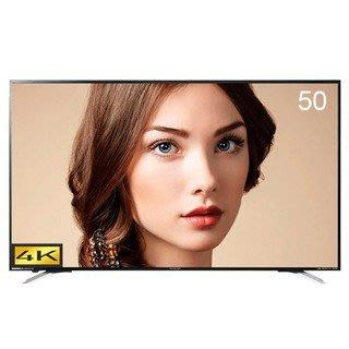 SMART全新50吋4K低藍光LED液晶電視3840*2160P ~特價10900元(促銷期間送聯網)