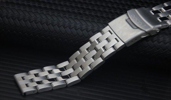 20mm懦夫救星~實心不鏽鋼製錶帶 搭配單折安全扣使您的手錶更MAN seiko oris bc3