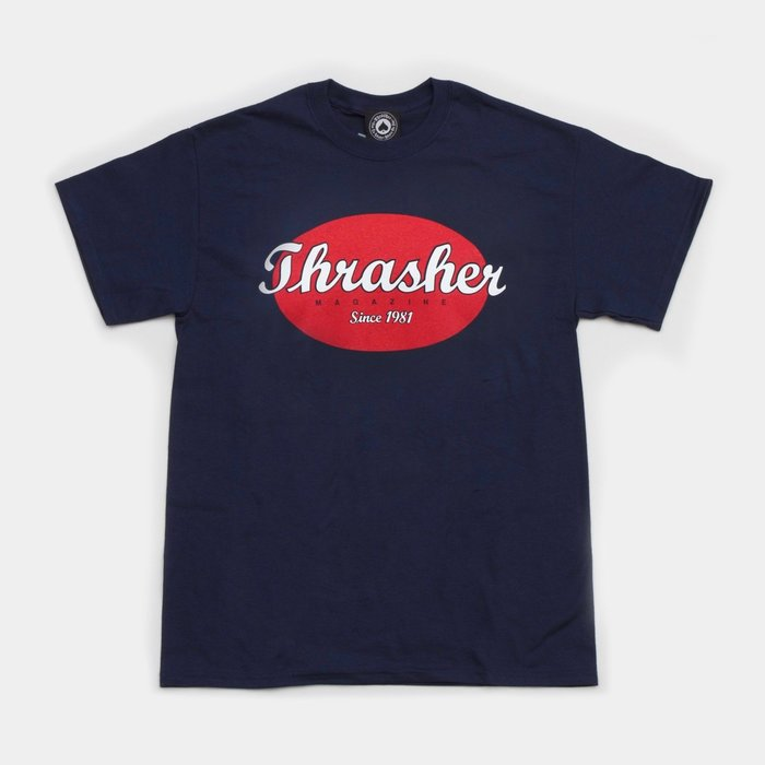 《Nightmare 》Thrasher OVAL T-Shirt