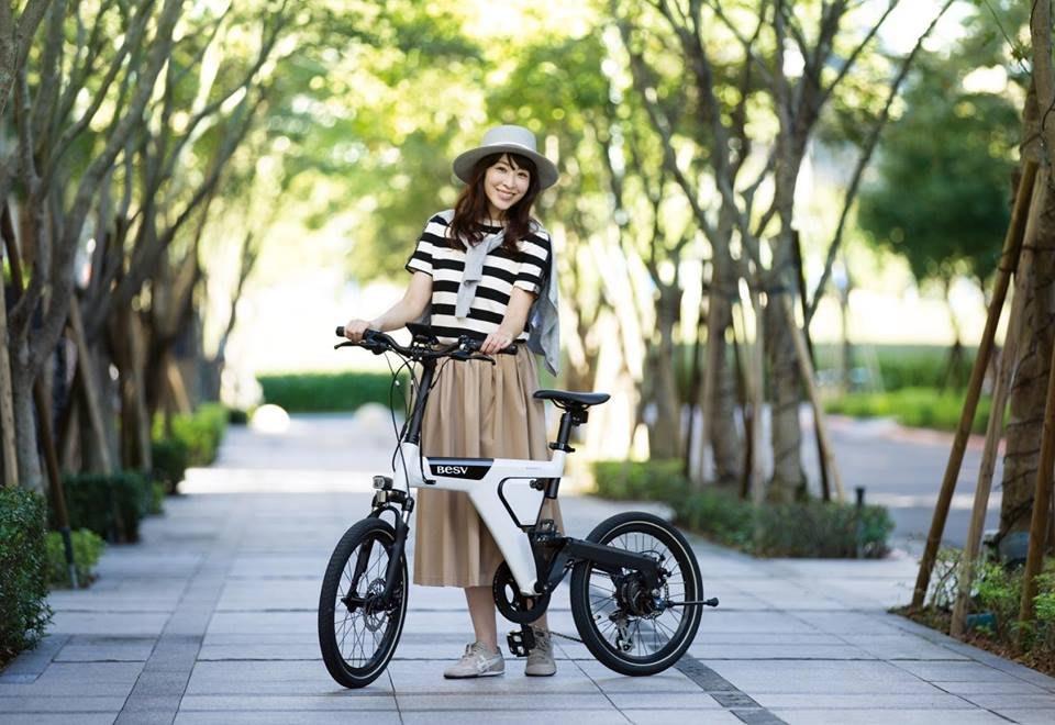 (高雄191) BESV PSA1-SE電動自行車(小徑電動車)