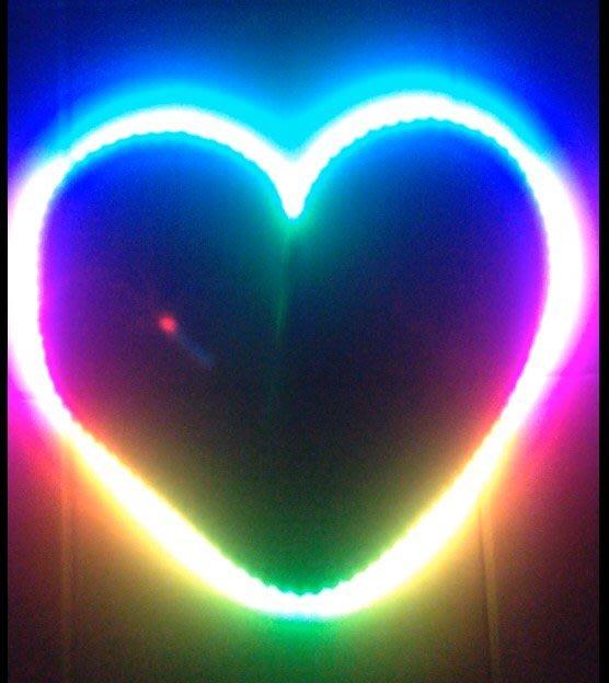 LED彩色控制器  訂制你自己喜歡的效果及跑法 對稱式效果