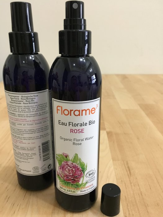 Florame 法恩 法國有機品牌 玫瑰花卉水 玫瑰純露 Organic Rose Flo