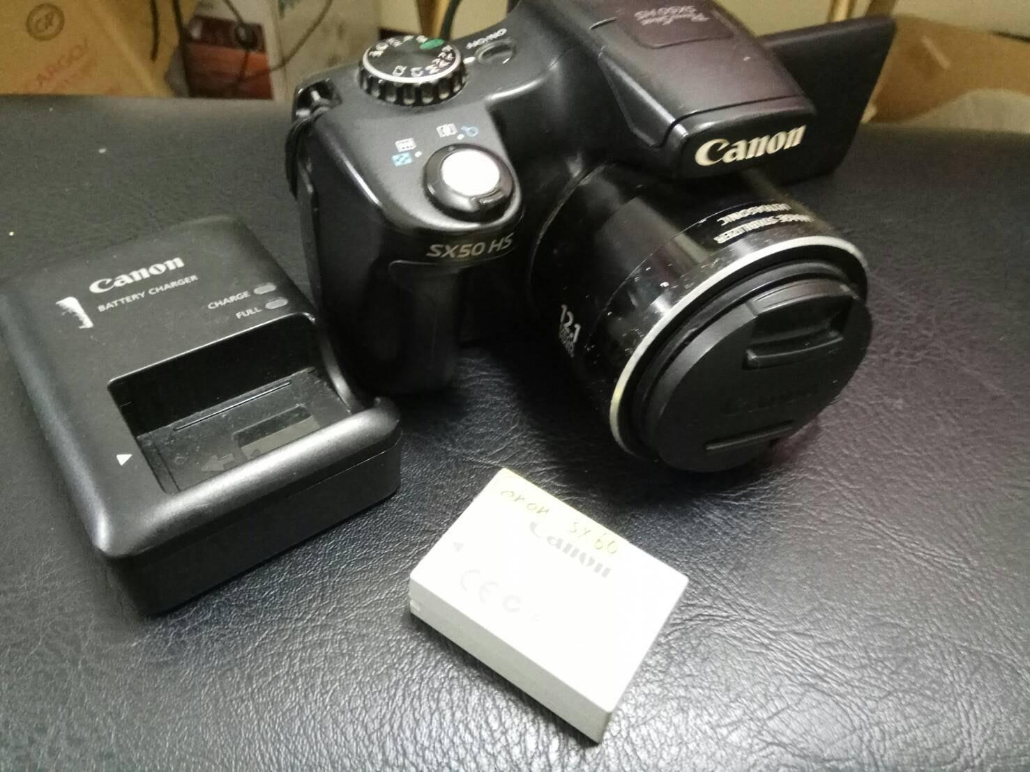 二手品CANON SX50 HS