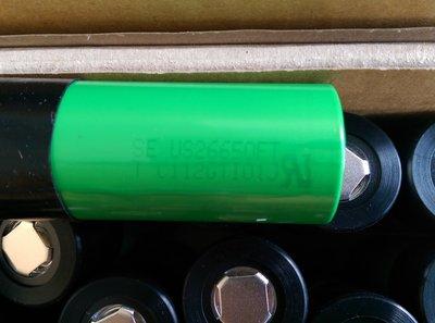 Sony 日本原裝 鋰鐵電池 26650 大C數放電 可做機車電瓶 遙控車 遙控飛機 電池
