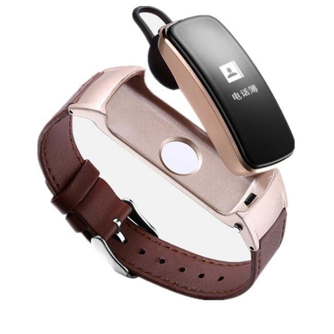 B3PLUS智慧手環  雙系統  心率血氧血壓心率藍牙通話二合一手環聽歌  4115