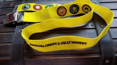 BANANA CHIPPY  A JOLLY 🐵 皮帶