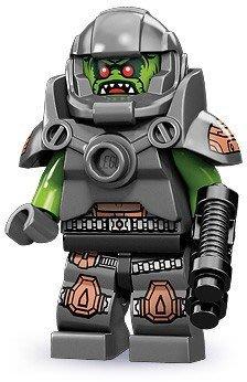 現貨【LEGO 樂高】積木/ Minifigures人偶系列: 9代人偶包抽抽樂 71000   #11 外星復仇者