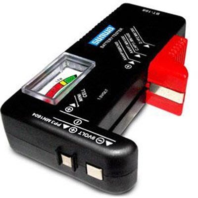 電池容量檢測器【AE11034】電量測...