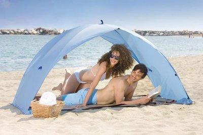 [如是軒]沙灘帳 海灘帳 野餐帳 休閒帳 戶外帳 遮陽帳篷。