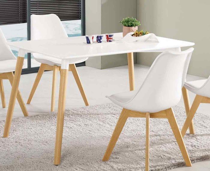 【DH】商品編號G999-1亞妮4尺休閒桌(圖一)不含椅。居家/休閒/工商洽談桌/營業用。多方位使用。主要地區免運費