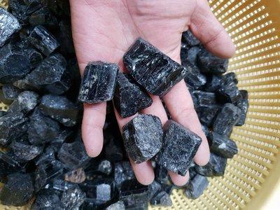 黑碧璽原礦(電氣石)原礦產地新疆 天然...