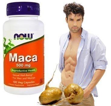 ✿地二館 ✿Now Foods Maca 馬卡/瑪卡 500mg*100粒