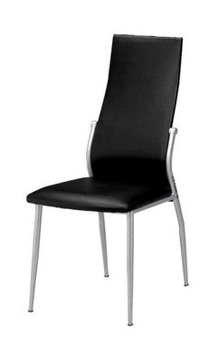 【DH】貨號G454-12《康尼》皮革餐椅/單人椅/洽談椅˙質感一流˙簡約設計˙主要地區免運