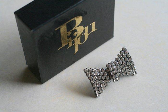 日本購買 Bijou 蝴蝶結戒指