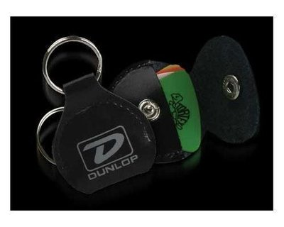☆ 唐尼樂器︵☆ Dunlop 彈片 Pick 夾收藏鑰匙圈( Pick 收納的好幫手,再也不用弄丟 Pick)
