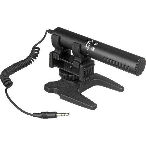 呈現攝影-A讚日系 AZDEN SMX-20 DSLR精緻麥克風 槍式立體麥克風(LR-44供電) 日本製