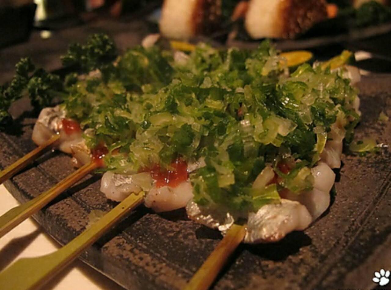 好鮮甜無刺白帶魚肉串