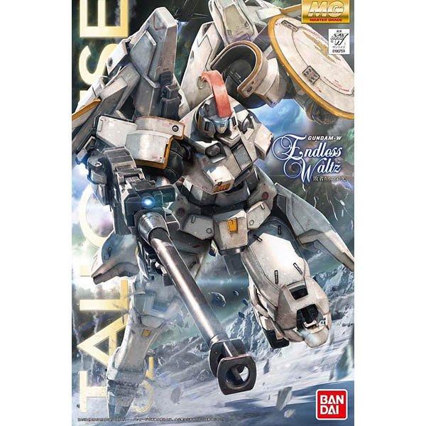 新奇玩具☆BANDAI 組裝模型 MG 1/100 新機動戰記鋼彈W劇場版 OZ-00MS 托爾吉斯EW版