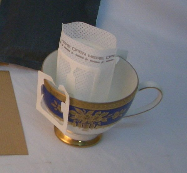 降!100%日本進口_長型_掛耳內袋(白色)_可裝至12g咖啡粉_濾泡式掛耳式咖啡袋(200入)CandyMan