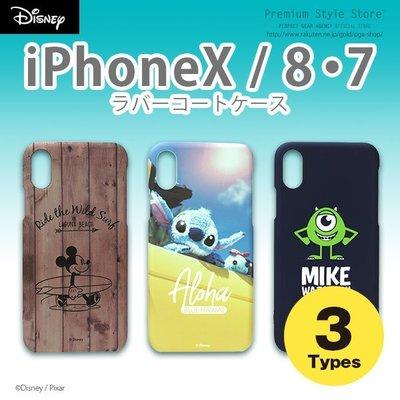 尼德斯Nydus 日本正版 迪士尼 米奇 史迪奇 大眼仔 硬殼 手機殼 iPhoneX