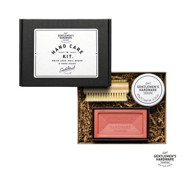 GOODFORIT / 英國紳士提案Gentlemen's Hardware Hand Care Kit護手禮盒