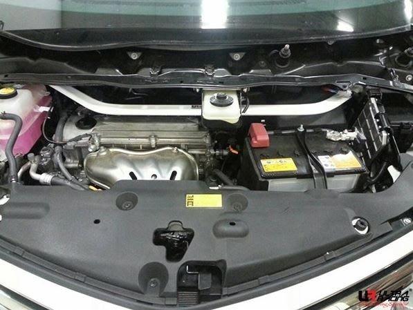 CS車宮車業 UR 拉桿 TOYOTA PREVIA (ACR50/XR50) 引擎室拉桿 前上拉桿 TW2-2869