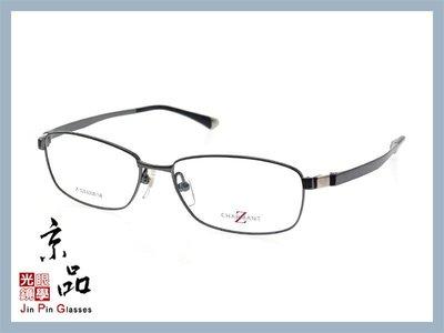 【CHARMANT】Z系列 ZT19830 GR 銀灰色 黑色 日本 專利鈦合金 鈦金屬 鏡框 眼鏡 JPG 京品眼鏡