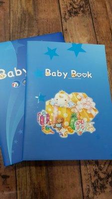 【全新庫存品】【可面交,近捷運】Baby Book 寶寶之書 給孩子一份專屬於他的禮物