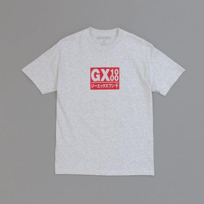 《Nightmare 》GX1000 JAPAN TEE - ASH RED