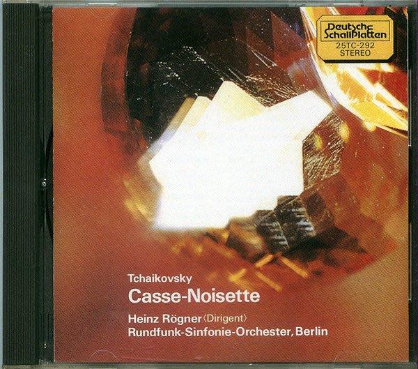 【塵封音樂盒】柴可夫斯基 - 胡桃鉗 Casse-Noisettes 芭蕾選曲 日版