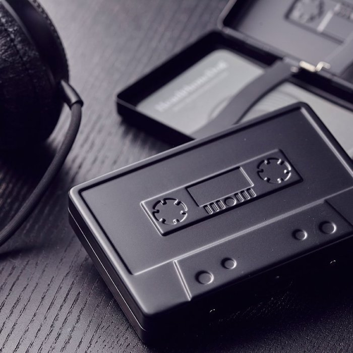 金屬烤漆造型名片盒/煙盒 錄音帶