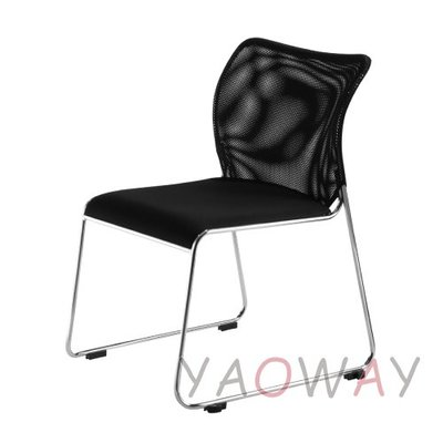 【耀偉】 JB521藍雅椅 (堆疊椅/會議椅/洽談椅)@台灣製造