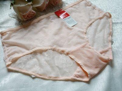 *Olivia*//L號// 黛安芬 身體底妝 零壓花漾 平口褲*裸膚* ~ 特價250元