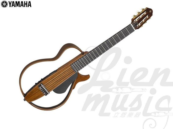 ~立恩樂器~台南 YAMAHA 經銷 SLG200NW 尼龍弦 靜音 古典吉他 靜音吉他
