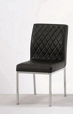 【DH】貨號G453-11《巴莉》透氣皮革餐椅/單人椅/造型椅˙質感一流˙簡約設計˙主要地區免運