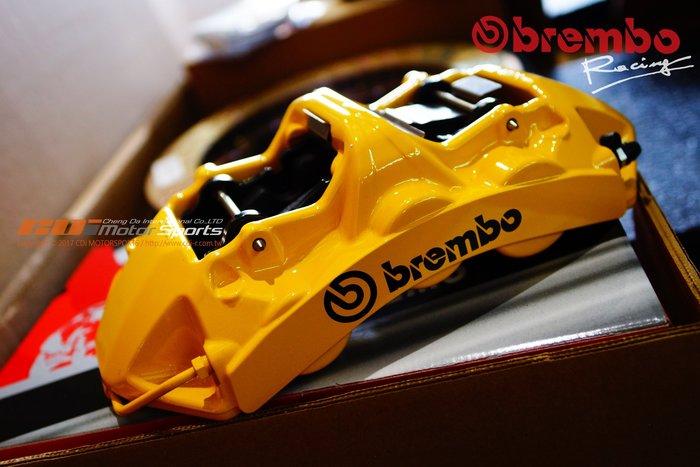 ㊣ 義大利原裝 公司貨 BREMBO GT KIT 前六後四組 356mm~405mm碟盤組 歡迎詢問 / 制動改