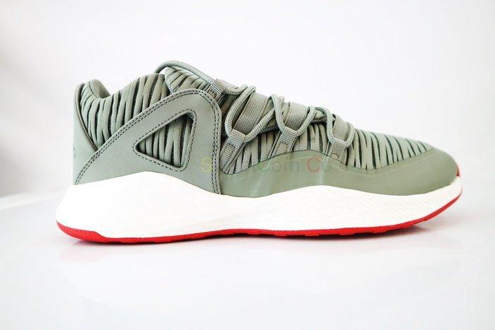 玉米潮流本舖 JORDAN FORMULA 23 LOW 919724-051 低筒籃球鞋 灰綠配色